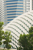 vertical stock photography | Singapore, Esplanade, Theatres on the Bay Arts Centre, image id 7-680-4578