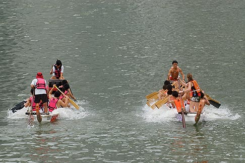image 7-680-8760 Singapore, Dragon boat race