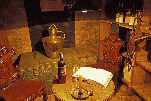 image 1-410-95 South Africa, Stellenbosch, Delheim Winery