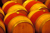 row stock photography | South Africa, Stellenbosch, Barrel cellar, image id 1-423-97