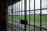 horizontal stock photography | South Africa, Robben Island, D Section, Maximum Security Prison, image id 1-430-44