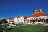 historic house stock photography | South Africa, Robben Island, Governor