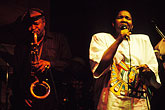 image 5-449-29 South Africa, Cape Town, Sylvia Mdunyelwa, Manenbergs Jazz Cafe