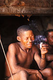 cigarette stock photography | South Africa, Western Cape, Bushman, Kagga Kamma, image id 5-505-45