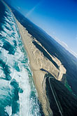 blue stock photography | South Africa, Eastern Cape, Aerial view of Garden Route, image id 7-448-5
