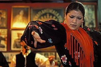 1-200-8  stock photo of Spain, Jerez, Pena la Zua, Flamenco festival