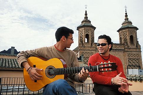 image 1-201-24 Spain, Jerez, Centro Andaluz de Flamenco