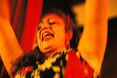 one lady stock photography | Spain, Jerez, Pe�a la Buena Gente, flamenco, image id 1-204-8