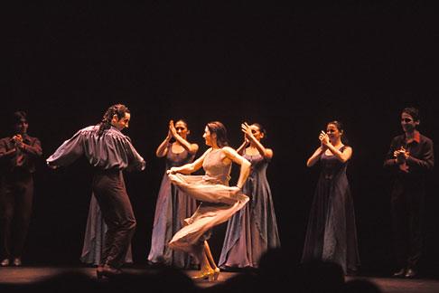 image 1-204-89 Spain, Jerez, Ballet de Sara Baras, Juan de Loca