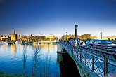 downtown stock photography | Spain, Seville, Guadalquivir River, image id 1-252-65