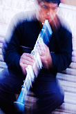 special effect stock photography | Spain, Malaga, Street musician, image id S4-530-8932