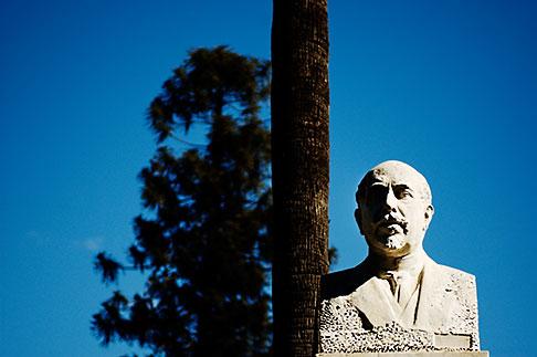 image S4-530-8974 Spain, Malaga, Statue