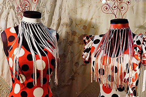 image S4-533-9643 Spain, Malaga, Dresses