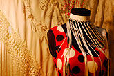 spanish style stock photography | Spain, Malaga, Flamenco dress, image id S4-533-9645