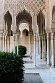 image S4-540-9854 Spain, Granada, Palacio Nazaries, The Alhambra