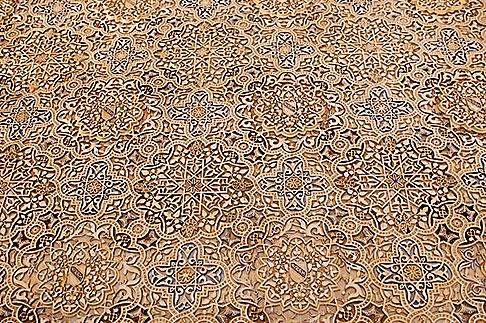 image S4-540-9866 Spain, Granada, Detail, Alhambra