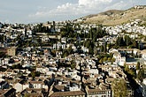 moorish stock photography | Spain, Granada, View of Sacramonte, image id S4-540-9899