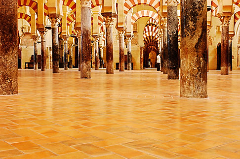 image S4-542-0110 Spain, Cordoba, La Mezquita