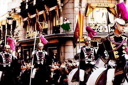 image S4-545-596 Spain, Madrid, Parade