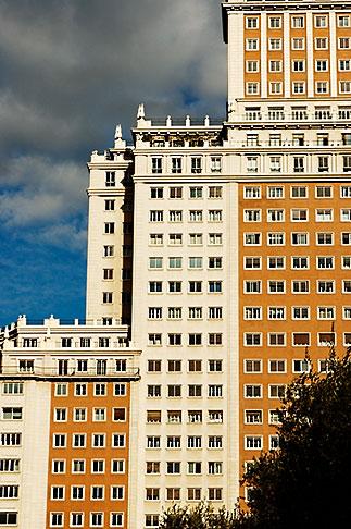 image S4-545-772 Spain, Madrid, Plaza de Espanya