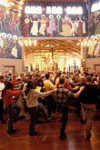 crowd stock photography | California, San Francisco, St Gregory Nyssen Episcopal Church, image id 2-711-3