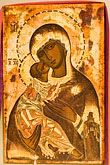 art stock photography | Religious art, Icon of Madonna, image id 4-979-7622