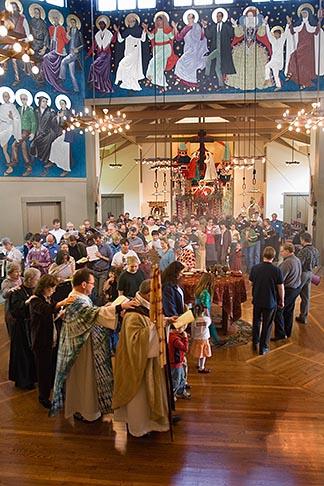 image 6-430-4537 California, San Francisco, Saint Gregory Nyssen Episcopal Church