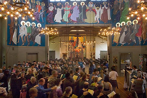 image 6-430-4543 California, San Francisco, Saint Gregory Nyssen Episcopal Church