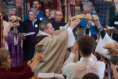 image 6-430-4577 California, San Francisco, Saint Gregory Nyssen Episcopal Church