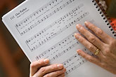 score stock photography | Music, Musician with score, image id 6-435-5450