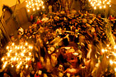 multitude stock photography | California, San Francisco, St Gregory Nyssen Church, Easter Vigil, image id 8-203-36