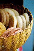 circle stock photography | Food, Cassava bread, image id 3-620-78