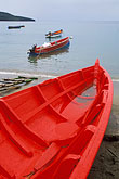 oar stock photography | St. Lucia, Canaries, fishing boat on beach, image id 3-620-86