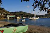 outline stock photography | St. Vincent, Bequia, Admiralty Bay, image id 3-610-51