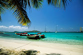 beach stock photography | St. Vincent, Tobago Cays, Horseshoe Reef, Petit Bateau island, image id 3-610-62