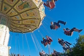 pleasure stock photography | Sweden, G�teborg, Liseberg Amusement Park, image id 5-700-1915
