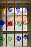 blowing stock photography | Sweden, G�teborg, Glassmaking studio, image id 5-700-2015