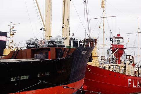 image 5-700-2053 Sweden, Goteborg, Goteborg Maritime Centre, Floating ship museum
