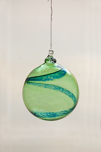 image 5-700-4754 Sweden, Goteborg, Glass ornament, Helena Gibson Studio