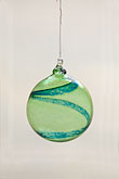 green stock photography | Sweden, G�teborg, Glass ornament, Helena Gibson Studio, image id 5-700-4754