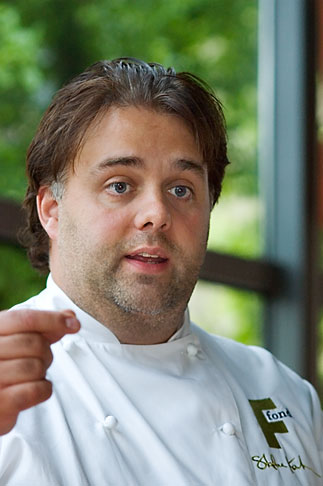 image 5-700-4823 Sweden, Goteborg, Stefan Karlsson, Chef, Restaurant Fond