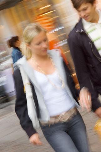 image 5-700-4947 Sweden, Goteborg, Street scene