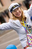 hat stock photography | Sweden, G�teborg, Celebration of High School Graduation, image id 5-700-5025