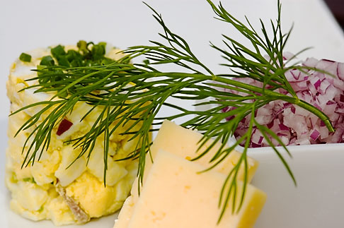 image 5-700-5288 Swedish food, Cheese appetizer