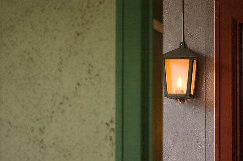 image 5-700-5851 Sweden, Goteborg, Lamp