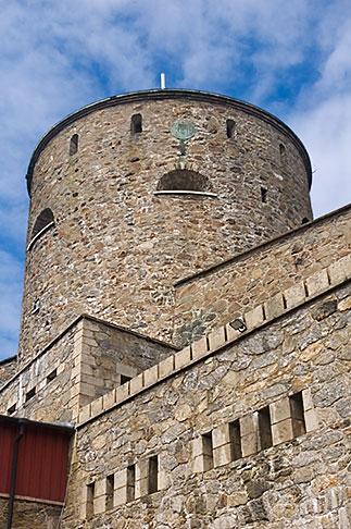 image 5-710-2286 Sweden, Marstrand, Carlsten Fortress