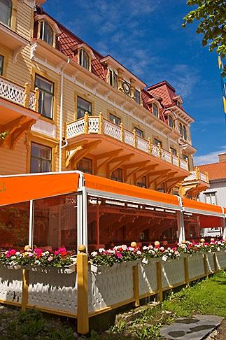 image 5-710-2306 Sweden, Marstrand, Grand Hotel
