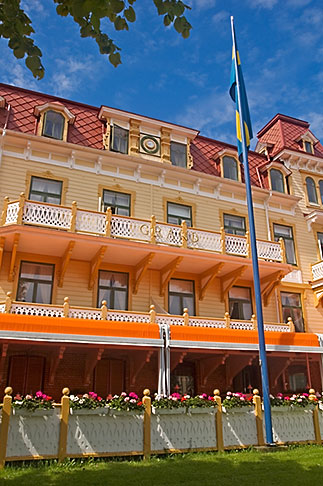 image 5-710-2309 Sweden, Marstrand, Grand Hotel