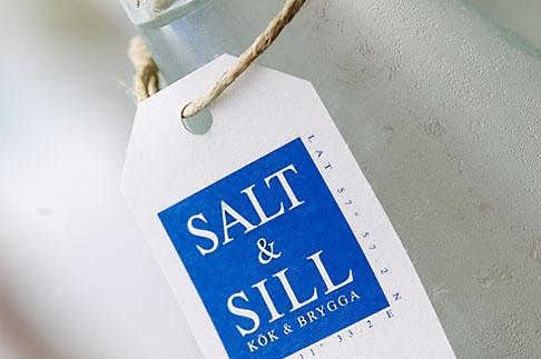 image 5-710-2393 Sweden, West Sweden, Kladesholmen, Salt and Sill restaurant, Aquavit