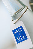 blue stock photography | Sweden, West Sweden, Kl�desholmen, Salt and Sill restaurant, Aquavit, image id 5-710-2398